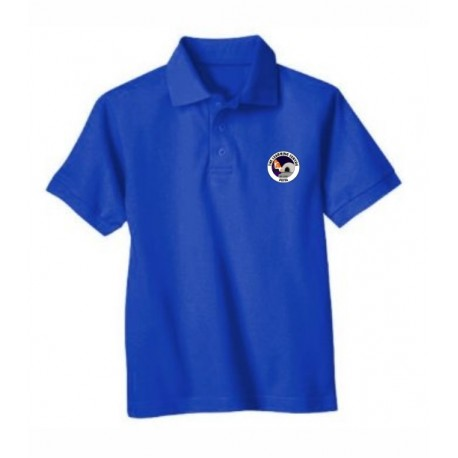 Polo T-Shirt With Collar
