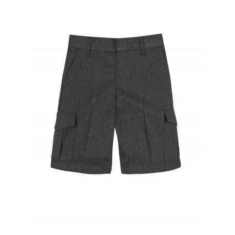 Cargo Shorts Elastic